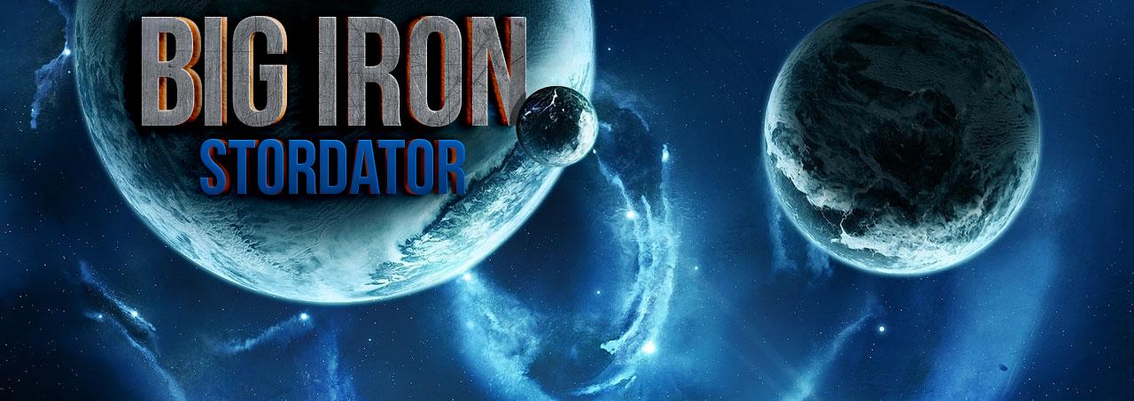 BIG IRON - Stordatorer & Cobol