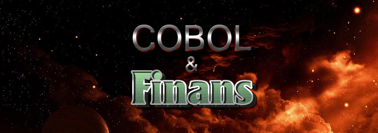 Cobolutveckling & Finans